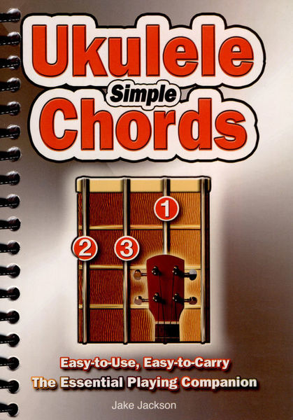Alfred Music Publishing Simple Ukulele Chords