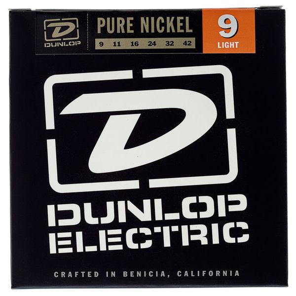Dunlop Pure Nickel Light 9/42