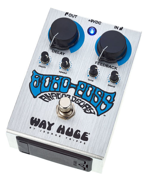 Dunlop Way Huge Echo-Puss Delay