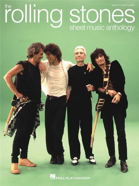Hal Leonard The Rolling Stones Anthology