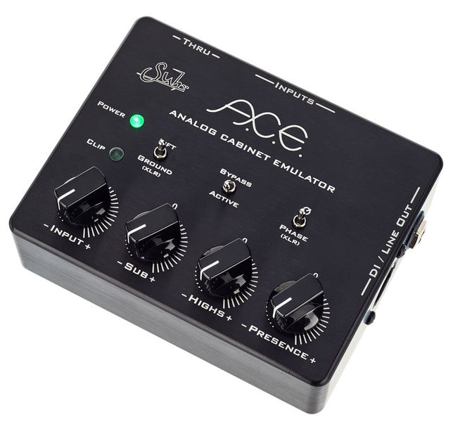 Suhr ACE Analog Speaker Emulator
