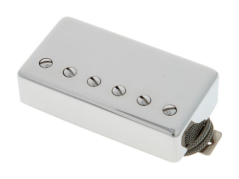 Raw Vintage Humbucker Nickel NCO B F