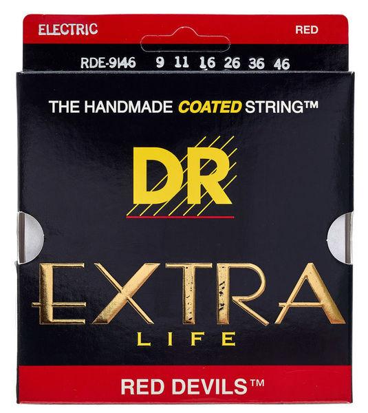 DR Strings Extra Red Devil EXRD RDE 9-46