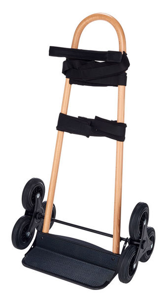 Salvi 6 Wheels Trolley