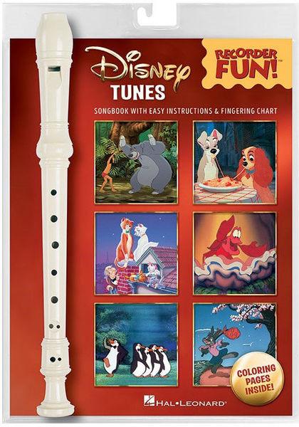 Hal Leonard Disney Tunes Recorder Fun
