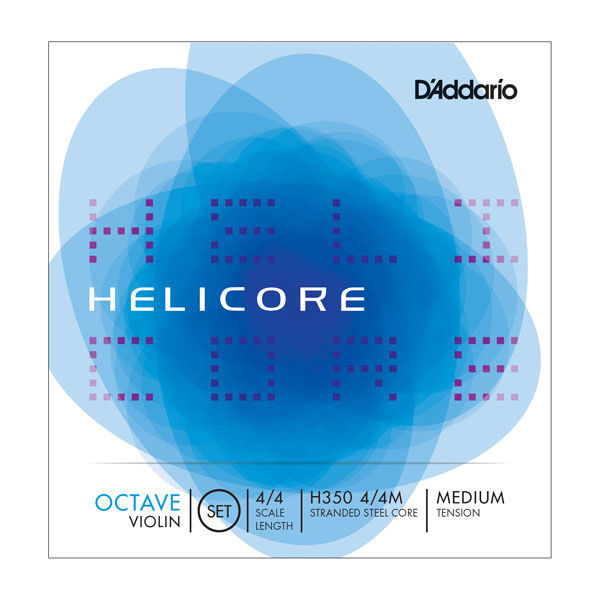 Daddario H350 4/4M Helicore Octave Vn