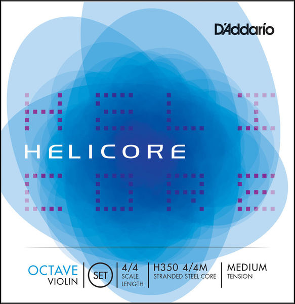 H350 4/4M Helicore Octave Vn Daddario