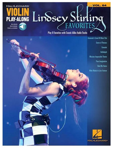 Lindsey Stirling: Favorites Hal Leonard