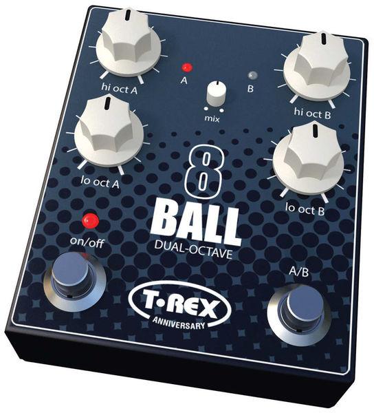8 Ball 20th Anniversary T-Rex