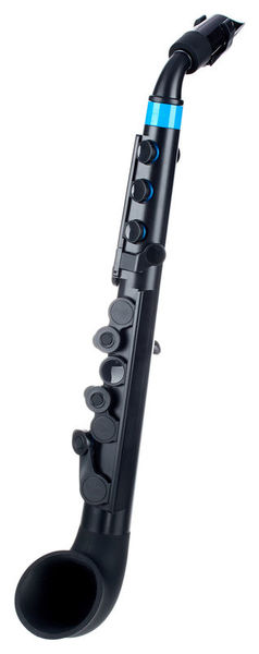 Nuvo jSAX Saxophone black-blue