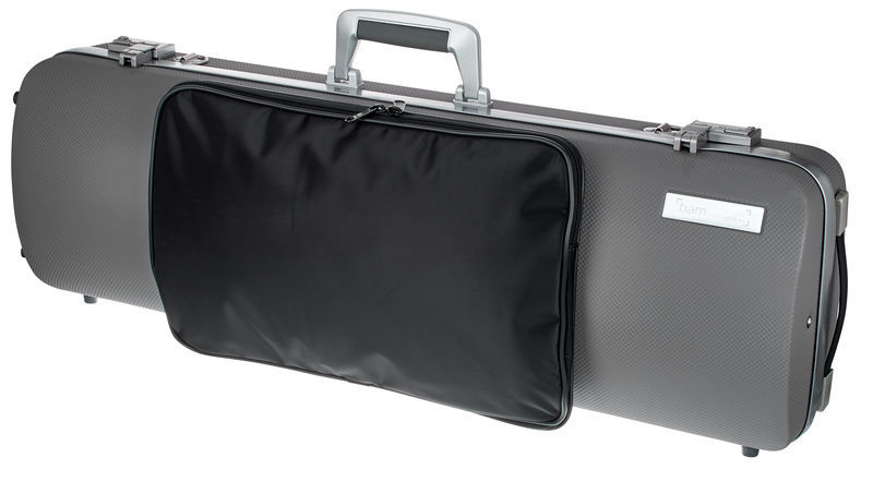 Bam PANT2011XLG Violin Case Grey