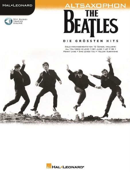 Hal Leonard The Beatles Hits A-Sax
