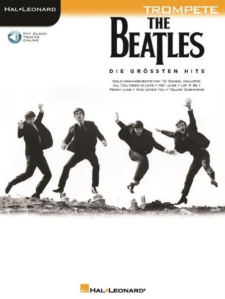 Hal Leonard The Beatles Hits Trumpet