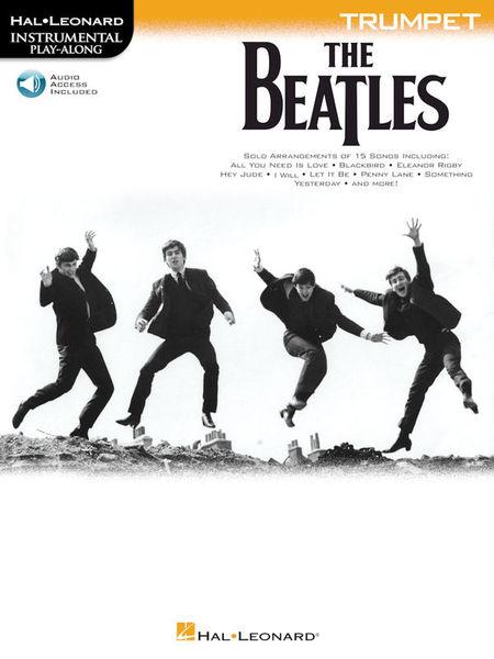 Hal Leonard The Beatles Hits Trumpet