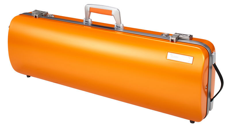 Bam DEF2001XLO Violin Case Orange