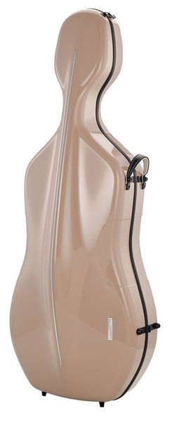 Gewa Air 3.9 Cello Case BG/BK