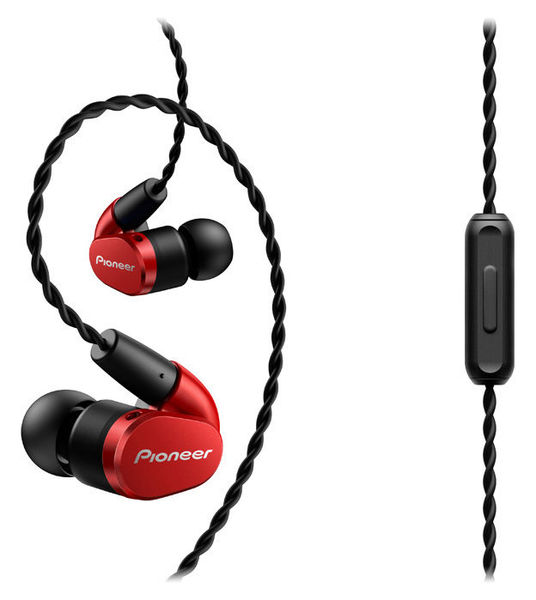 Pioneer SE-CH5T-R Red