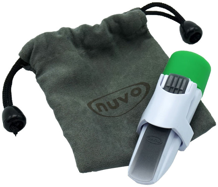 Nuvo Mouthpiece for jSax white-gr.