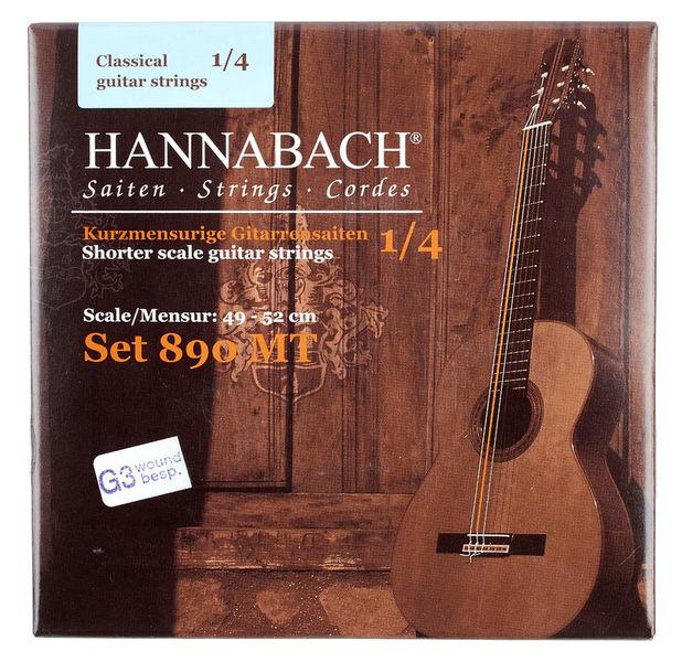 Hannabach 890MTGW 1/4