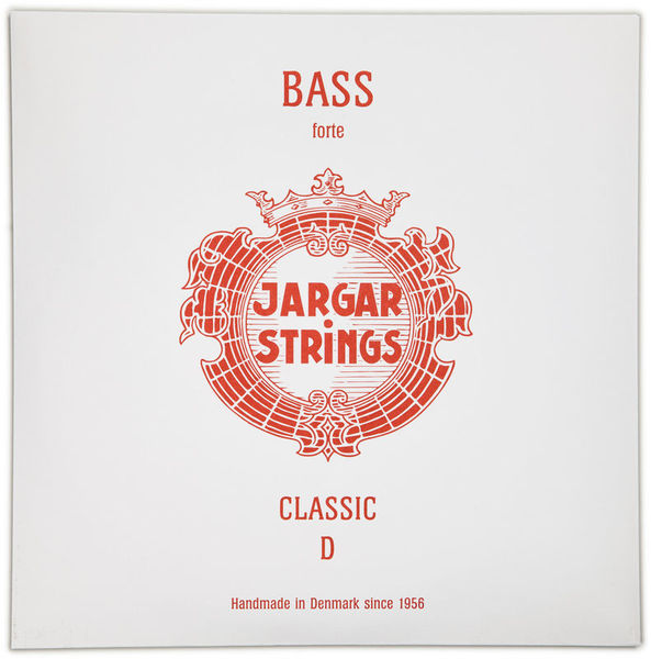 Jargar Double Bass String D Forte