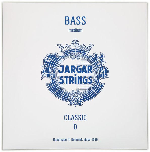 Jargar Double Bass String D Medium