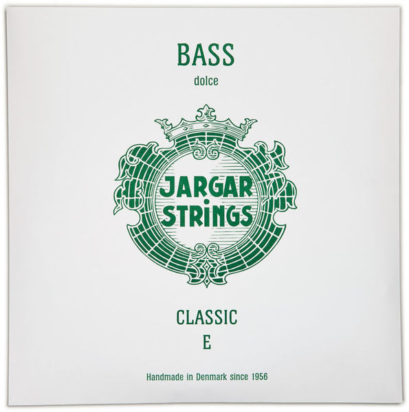 Jargar Double Bass String E Dolce
