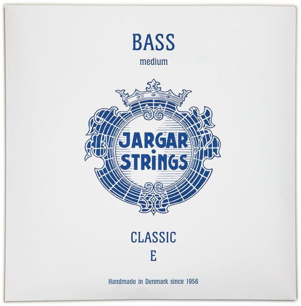 Jargar Double Bass String E Medium
