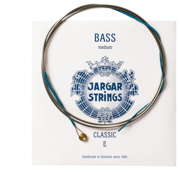 Jargar Double Bass String E Medium