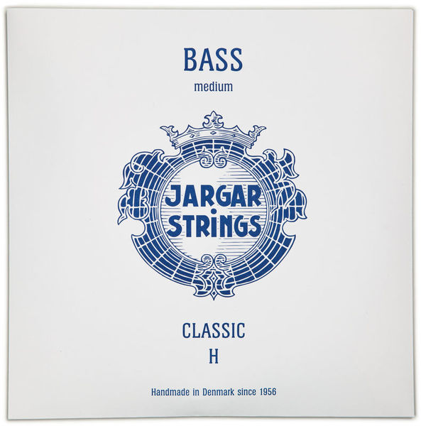 Jargar Double Bass String B Medium