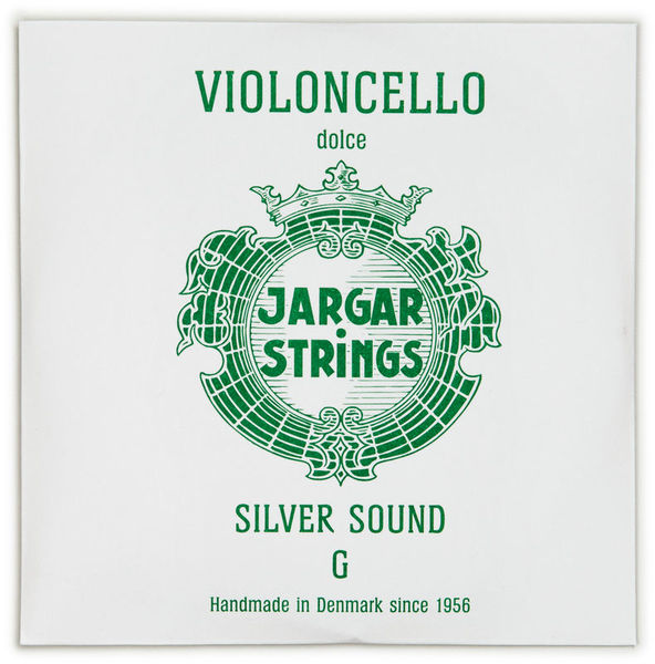 Jargar Silver Cello String G Dolce