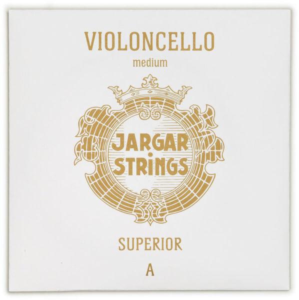 Jargar Superior Cello String A Medium