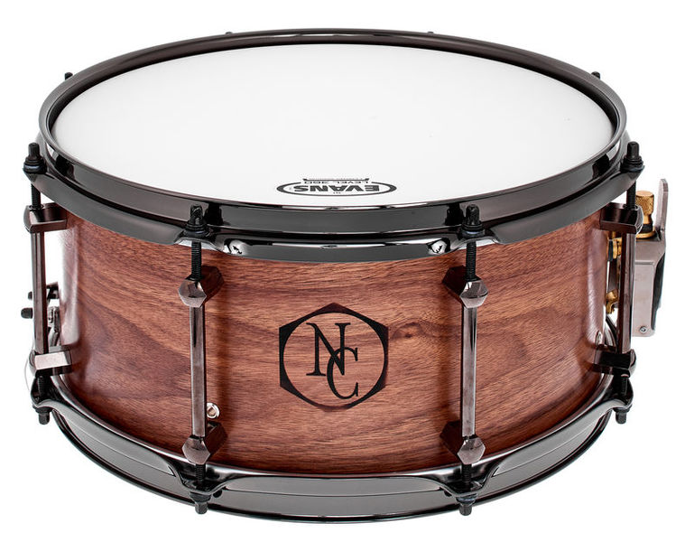 "Noble & Cooley 13""x6,5"" Walnut Snare"