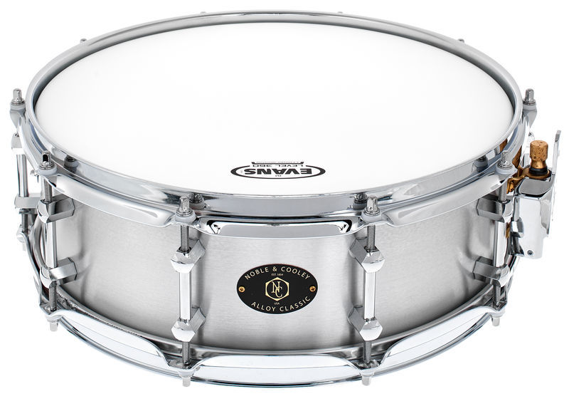 "Noble & Cooley 14""x4,75"" Alloy Classic Snare"
