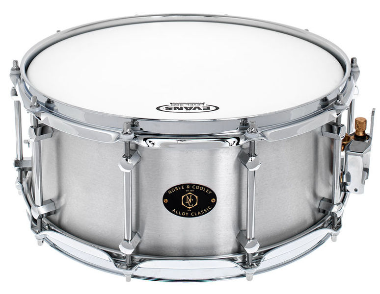"Noble & Cooley 14""x06"" Alloy Classic Snare"