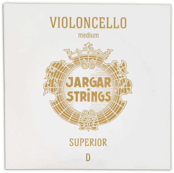 Jargar Superior Cello String D Medium