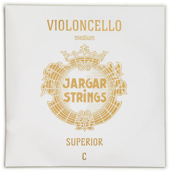 Jargar Superior Cello String C Medium