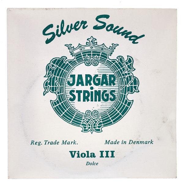 Jargar Silver Viola String G Dolce