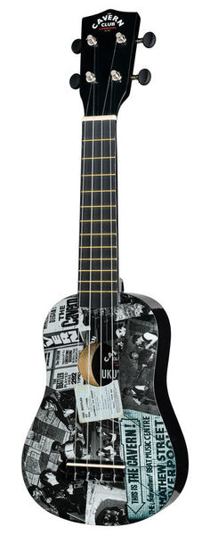 Cavern Club Cavern Ukulele CVUK3