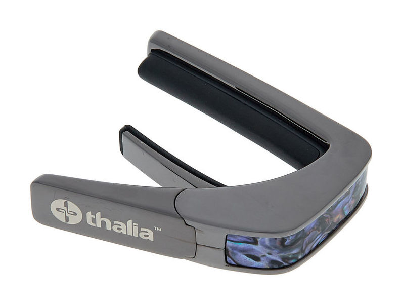 Thalia Capo Blue Abalone Black Chrome