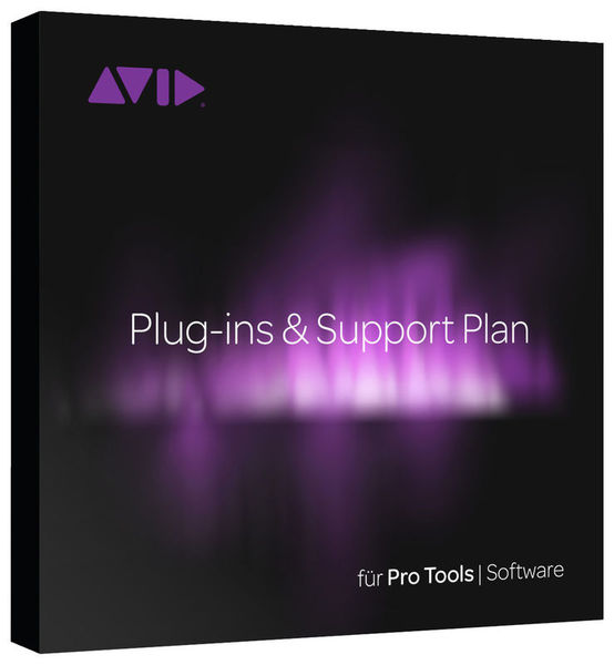 Avid Pro Tools Support Plan