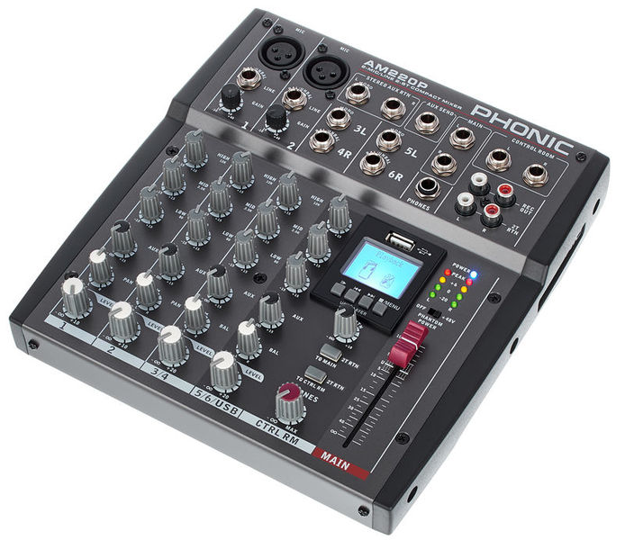Phonic AM220P V2