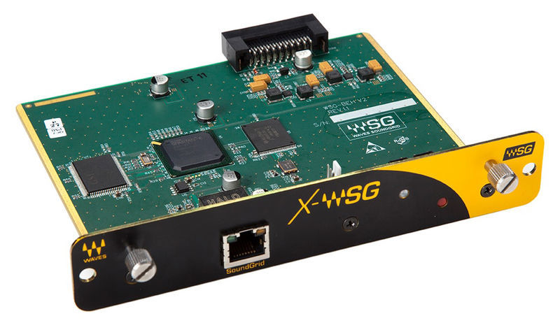 Waves X-WSG I/O Card