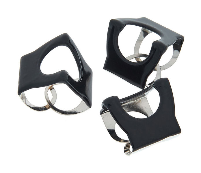 Pinch Clip Cymbal Clamp Black