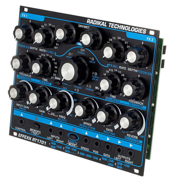 Radikal Technologies RT-1701 EFFEXX
