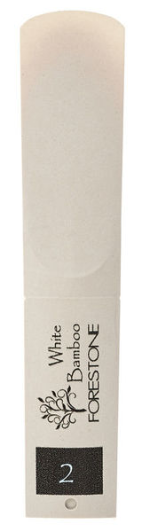 Forestone White Bamboo Tenor Sax 2,0