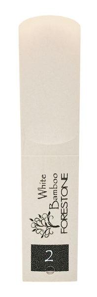 Forestone White Bamboo Soprano Sax 2,0