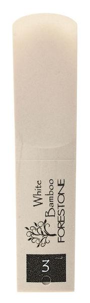 Forestone White Bamboo Soprano Sax 3,0