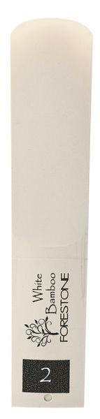 Forestone White Bamboo Baritone Sax 2,0