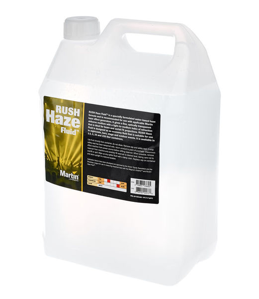 Martin Rush & Thrill Haze Fluid 5l