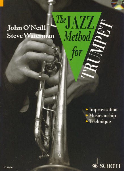 Schott Jazz Method Trumpet